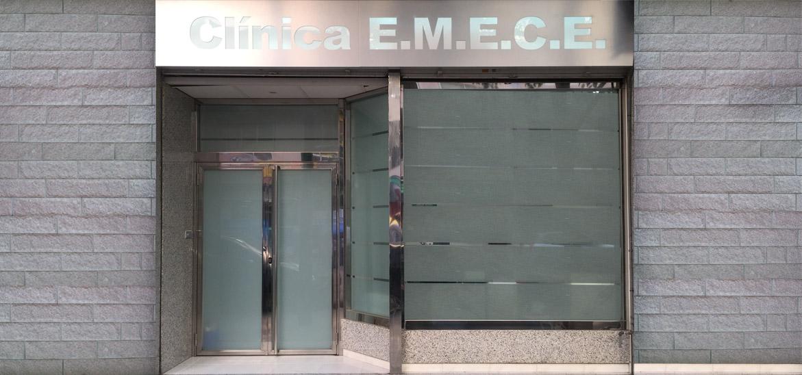 Clínica para abortar en Mallorca. Fachada de la Clínica EMECE