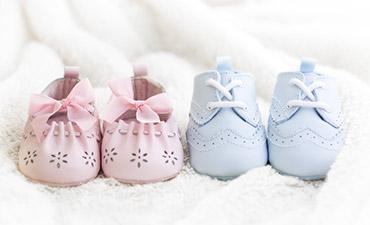 Los patucos de colores. Obstetricia