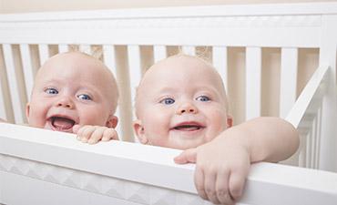 Bebés que dan positivo en la prueba de paternidad